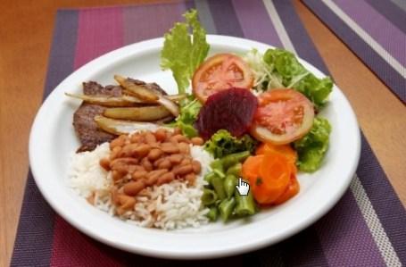 Almuerzo-saludable
